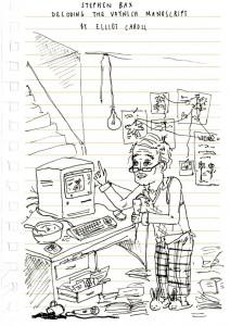 Bax drawing