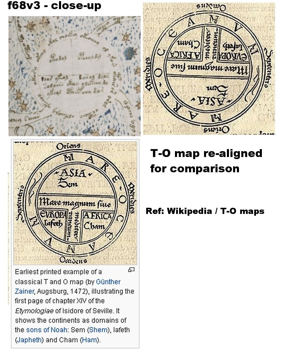 T O Maps Stephen Bax